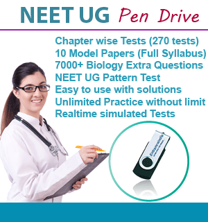 NEET UG Model Papers Pen Drive