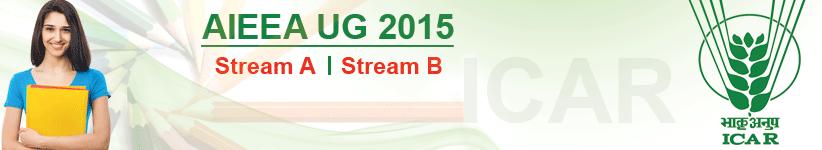 icar aieea 2015 agriculture syllabus
