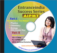aipmt success series, aipmt 2014, sample paper, model paper, test series, preparation, cd, dvd