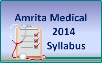 amrita medical syllabus