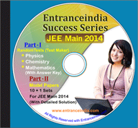 jee main sample papers, model papers, test dvds, test cd, preparation, 2014