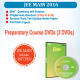 JEE Main Preparatory Course DVDs(2016)(Product)