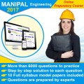Manipal Engineering (2017) Online Preparatory Course