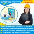 Manipal Engineering (2017) Preparatory Course DVD