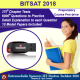 BITSAT 2018 Preparatory Course Pen Drive