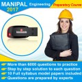 Manipal Engineering (2017) Preparatory Course Pen Drive