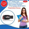 VITEEE (2018) Preparatory Course Pen Drive