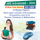 jee advanced 2018 model papers