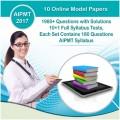 AIPMT 10 modelOnline 2017