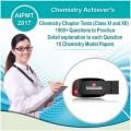 AIPMT (2017) Chemistry Achiever's Pen Drive