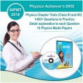 AIPMT (2018) Physics Achiever's DVD