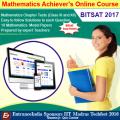 BITSAT 2017 Achiever's Mathematics Online Course