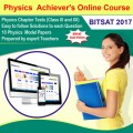 BITSAT 2017 Achiever's Physics  Online Course