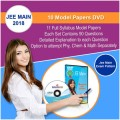 JEE Main (2018) Model Papers DVD (10 Sets)
