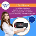 JEE Main (2018) Model Papers Pen Drive (10 Sets)