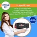JEE Main (2018) Model Papers PenDrive (15 sets)