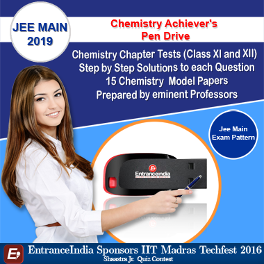 JEE-Main (2019) Chemistry_Achiever's Pen Drive