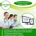 AIIMS MBBS (2017) Achiever's Chemistry Online