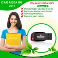 ICAR Stream B (2017) Achiever's Chemistry Pen Drive