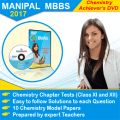 MANIPAL MBBS 2017 Achievers Chemistry DVD