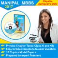MANIPAL MBBS 2017 Achievers Physics DVD