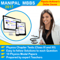 MANIPAL MBBS 2017 Achievers Physics Online