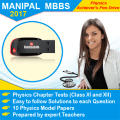 MANIPAL MBBS 2017 Achievers Physics Pen Drive
