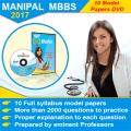 MANIPAL MBBS 2017 Modesl DVD