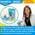 MANIPAL MBBS 2017 Preparatory DVD