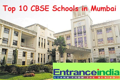 Top 10 CBSE Schools in Mumbai