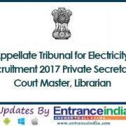 electricity recruitment 2017